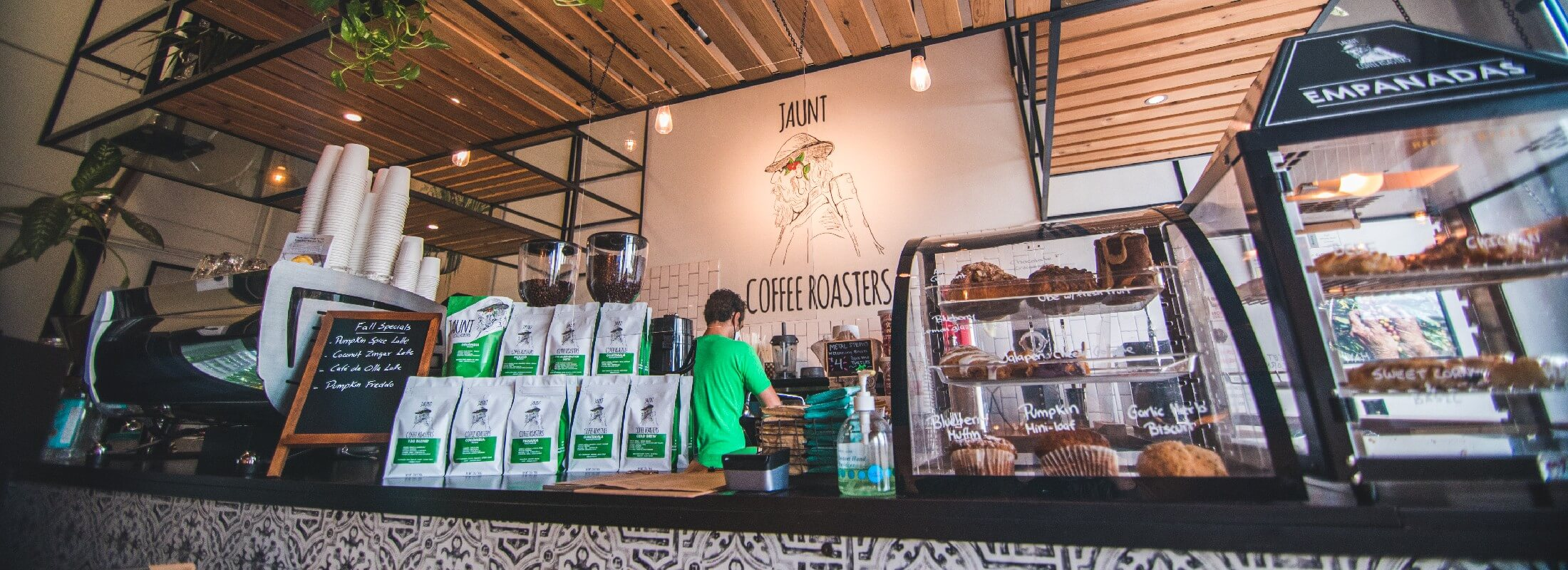 Specialty Coffee San Diego Jaunt Coffee Roasters