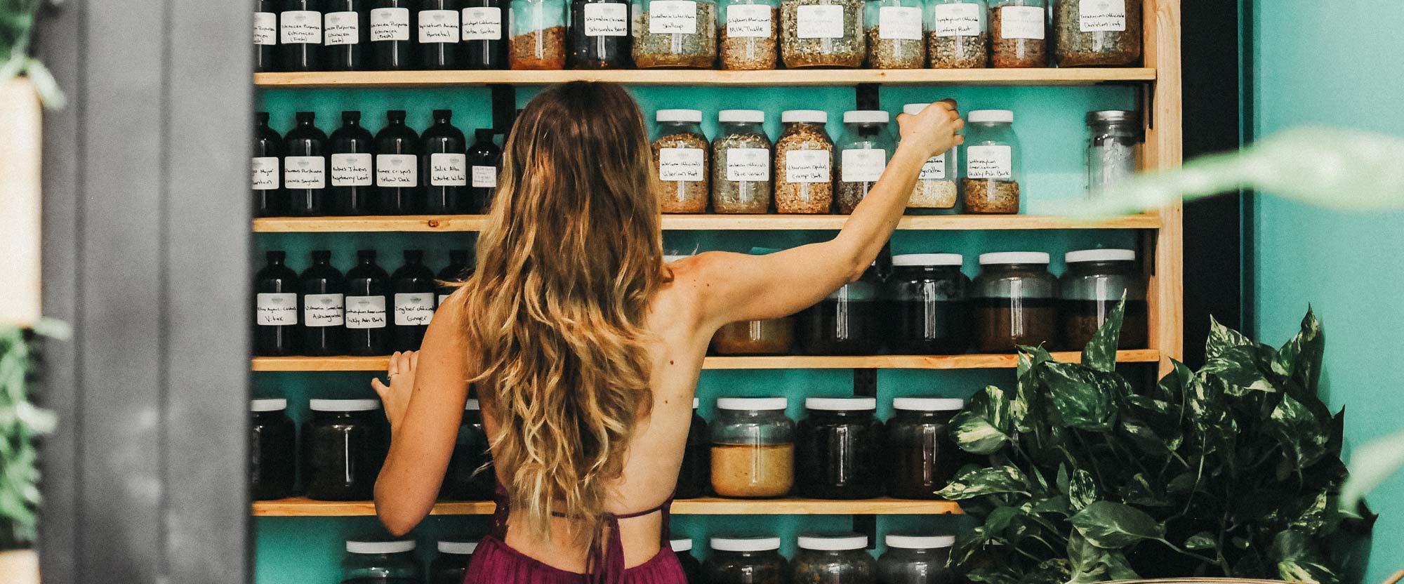 Design, Shopify Development, E-Commerce - Matriarch Herbs